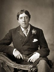 """Oscar Wilde, the playwright who created """"Salome"""" in"""