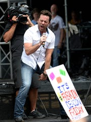 Charles Esten embraced Nashville as much as anyone