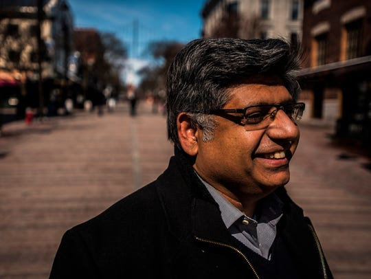 Faisal Gill is the new interim chairman of the Vermont