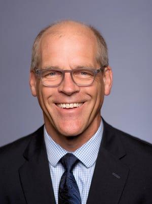 Scott Troxel is president of Greater Nashville Realtors.