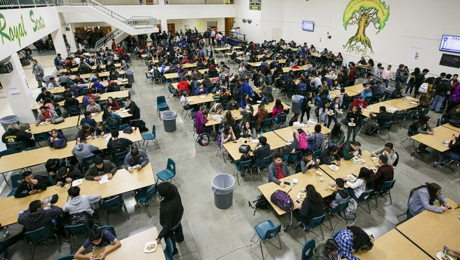 Overcrowding is one of the main issues that should be addressed if voters approve the $619.7 million bond measure for Salem-Keizer Public Schools.