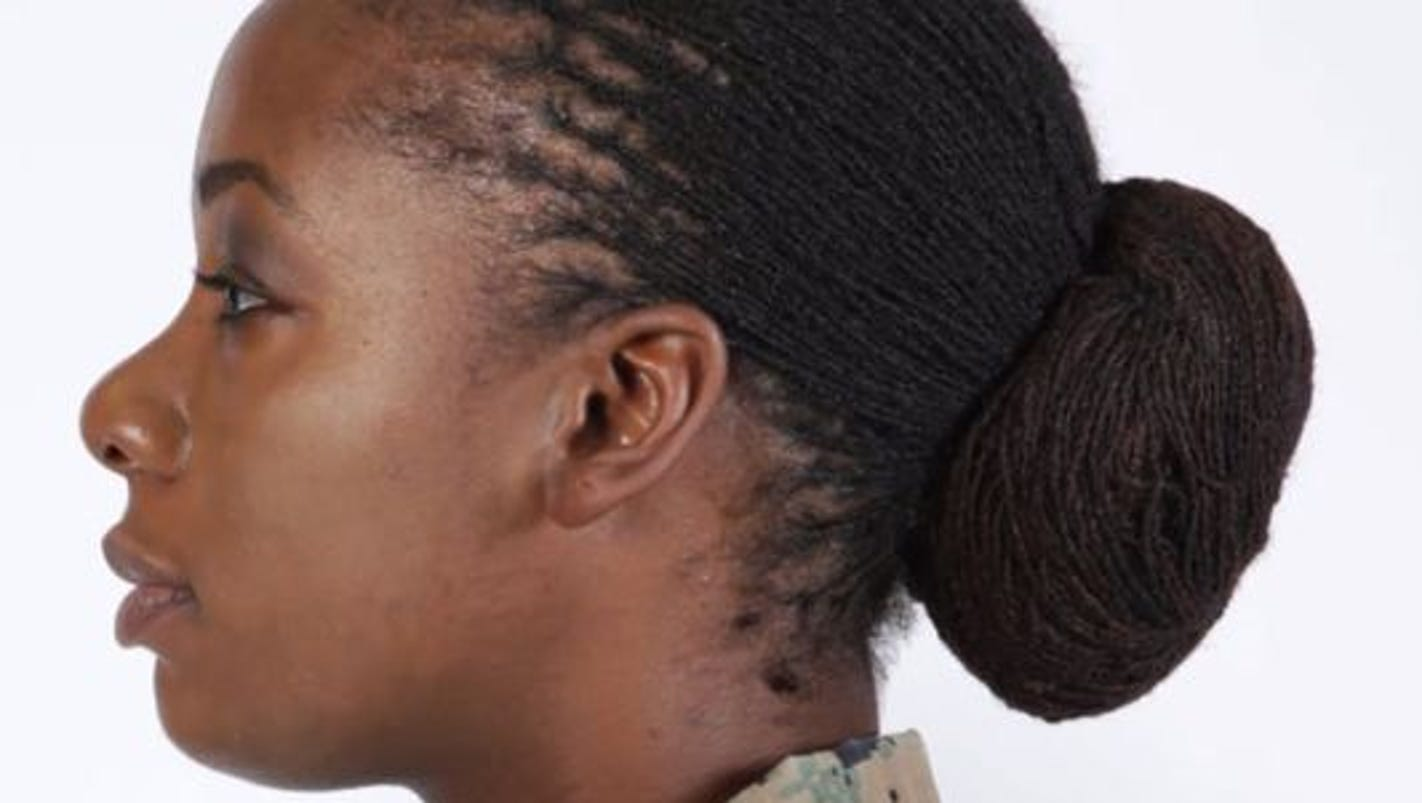 marines relax rules on lock, twist hairstyles