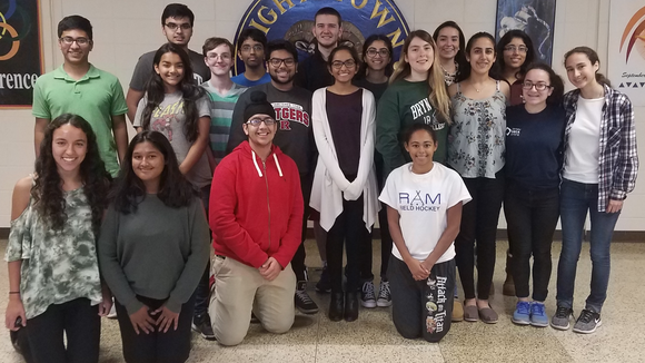 Advanced Placement U.S. Government students from Hightstown High School in New Jersey have crafted a law to open FBI files on civil rights killings, many of them unsolved.