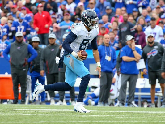 Titans-Chargers: 3 Titans to watch on Sunday