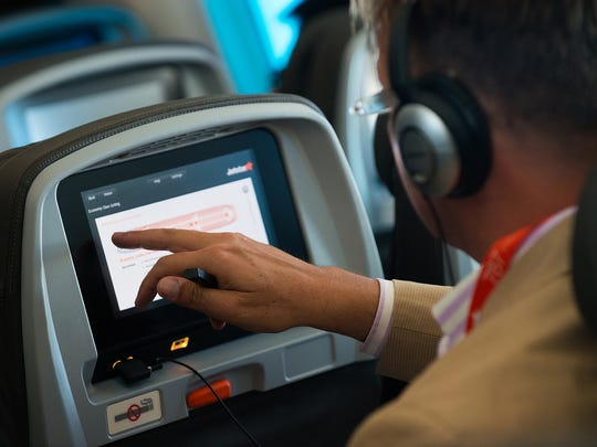 Many airlines have said they have seat-back cameras, though none said they intended to use the technology.