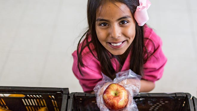 Good nutrition in children is important for academic performance and overall health.