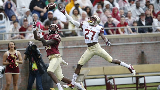 Marquez White is looking to become Florida State's leader in the secondary in 2016.