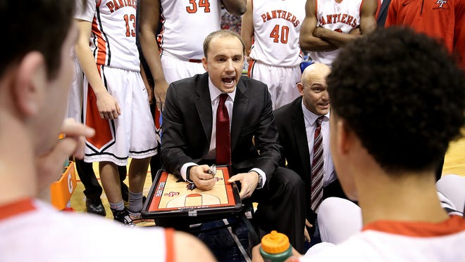 Former Park Tudor basketball coach Kyle Cox's plea deal recommends a prison sentence of 10 to 14 years.