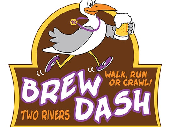The Two Rivers Brew Dash is set for July 30.