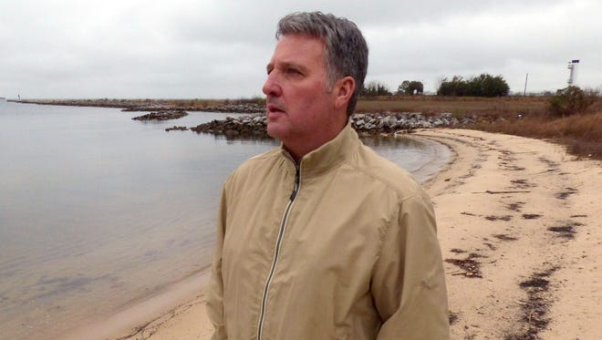 Pensacola City Councilman Larry Johnson