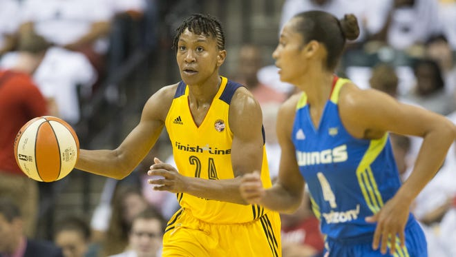 In WNBA's new playoff format, the Fever and Tamika Catchings could be one-and-done.