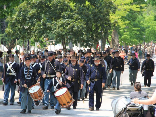Greenfield Village's Civil War Remembrance is a living-history
