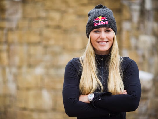 Lindsey Vonn is coming back from knee surgery after