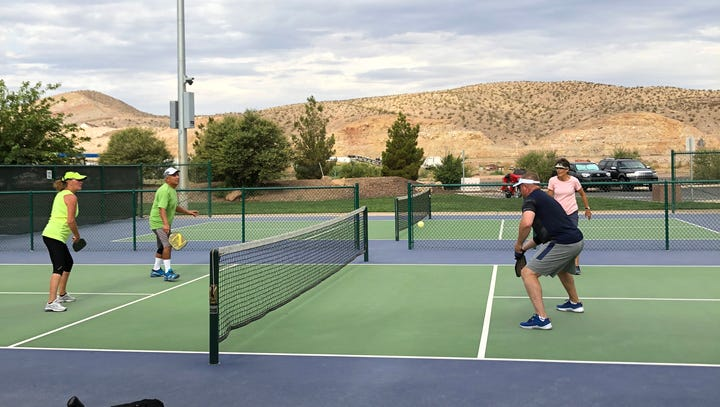 Pickleball passion: Pros and other players discuss why they love the game