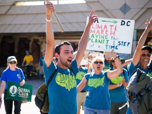 PNI abrk climate change marchers