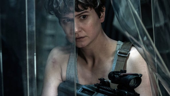 Back to the egg: Will Katherine Waterston be a match