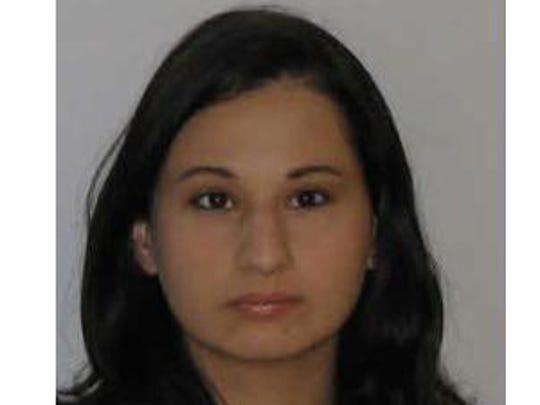 A recent mugshot of Gypsy Blanchard in prison.