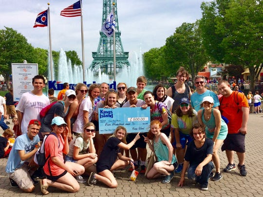 Anderson High School film students won the Kings Island