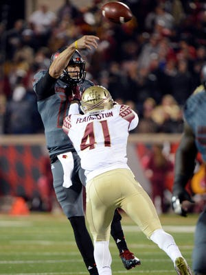 Lorenzo Featherston is just one of many players that FSU can throw at opposing offenses on the defensive line.