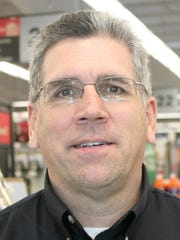 Doug Christner, owner of True Value in North Liberty.