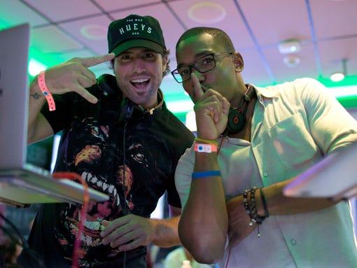 Brody Jenner & DJ William Smith