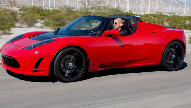 Tesla is giving new attention to making improvements in its first model, the electric roadster.