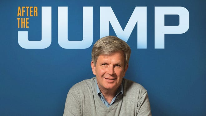 "Geoff Calkins' new book ""After the Jump"" is a collection of columns from his 20 years as The CA's lead sports columnist."