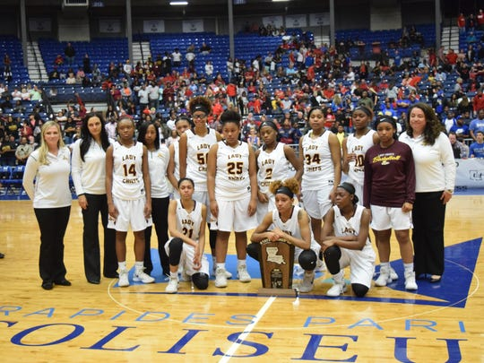 Natchitoches Central is the Class 5A runner-up