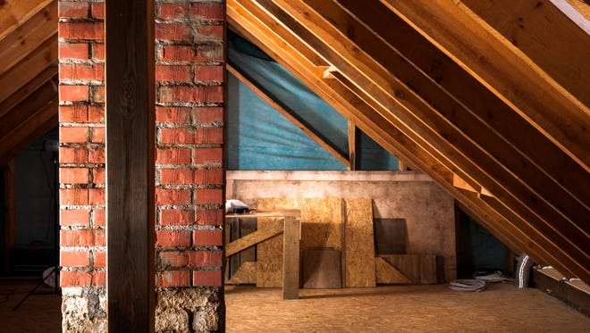 Mitch Kuffa gives tips on crawl space and attic maintenance and care.