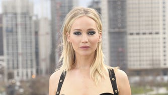 "Jennifer Lawrence is not asking "" 'Mother!' may I?"" when it comes to fashion."