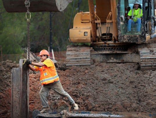 construction labor lead art