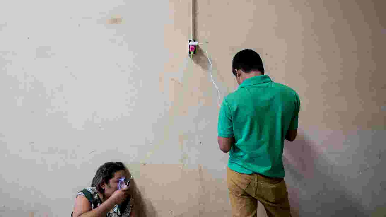 Central American asylum seekers reach Tijuana