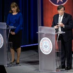How did Tennessee's candidates for governor answer 3 key questions?