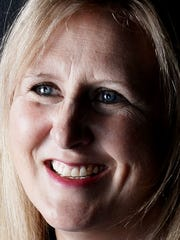 Benton girls basketball coach Mary Ward is The Times