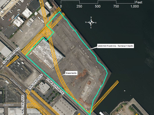 Terminal 1 at the Port of Portland has been bought by Lithia Motors.