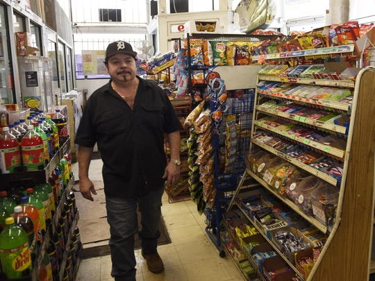 Jesus Hernandez, owner of Abby's Party Store, said his resistance to signing up for Green Light is because of the high price tag.
