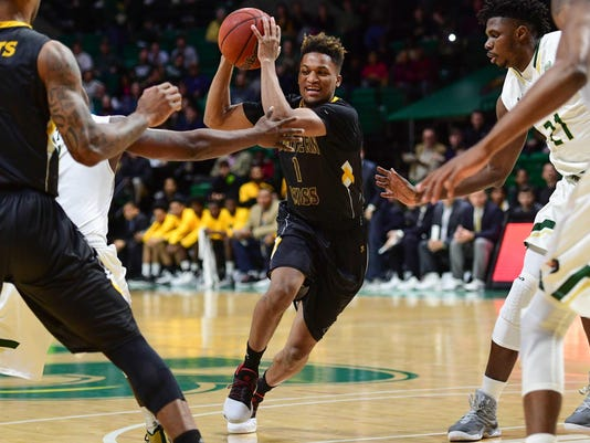 NCAA Basketball: Southern Mississippi at UAB