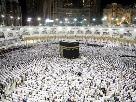 Grand Mosque Meca