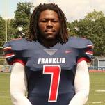 Franklin's Moore garners Athlete of Week honors