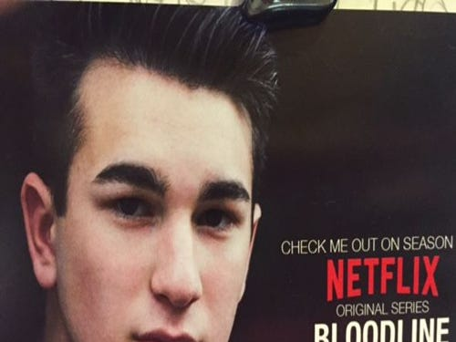 Zach Robbins of Merritt Island reprises his role as