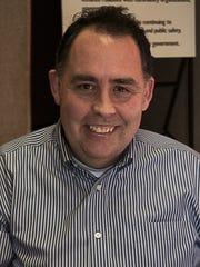 Stayton City Councilor Brian Quigley.