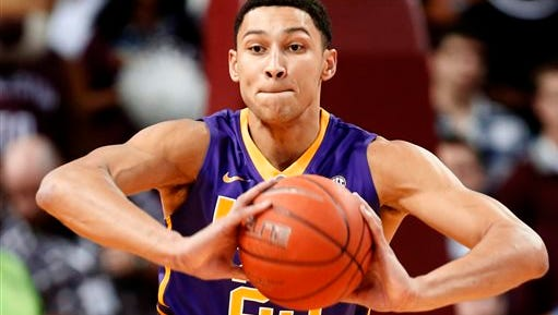 Ben Simmons could be in for a big payday with a shoe contract.