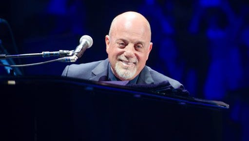 Billy Joel performs at Madison Square Garden in New York. Joel has sold his beachfront mansion on Long Island according to the listing agent, Nancy Mizrahi of Saunders & Associates.  Sagaponack is a village in the Town of Southampton in Suffolk County. In 2009, it was listed as the most expensive small village in the U.S.