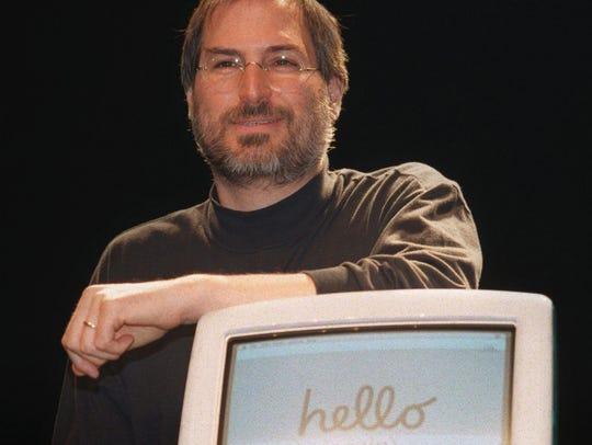 In this file photo taken on September 17, 1998, Steve