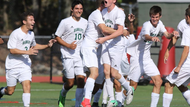 Ramapo completes the year ranked No. 1 in The Record boys soccer rankings.