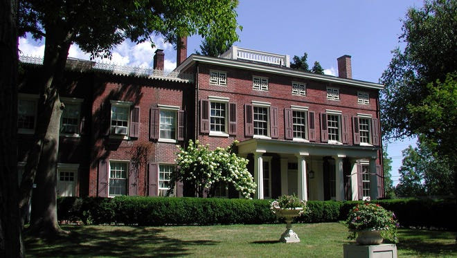Historic Smithville Mansion in Eastampton