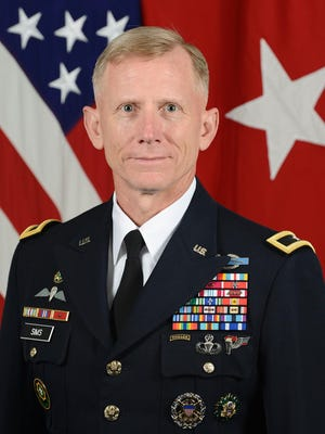Maj. Gen. Douglas A. Sims on Aug. 14 will assume command of Fort Riley.