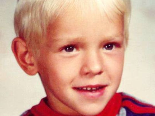Bobby Joe Fritz was 5 years old when he vanished in