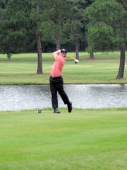 Louisiana Tech golfer Victor Lange helped the Bulldogs
