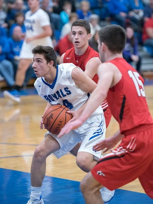 Josh Crall continues to lead the area and Northern 10 in scoring.